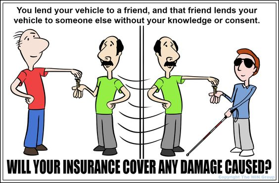 Yesterday we posed this question: If you lend your vehicle to a friend, and then that friend lets someone else drive it without your knowledge, will your insurance cover any damage caused? The answer in most situations is no. A person driving your car with your consent may be covered under Permissive Use, but that person does not have authority to allow another person to drive it without your knowledge. If that third person causes damage to someone else's property, for example, the damage…