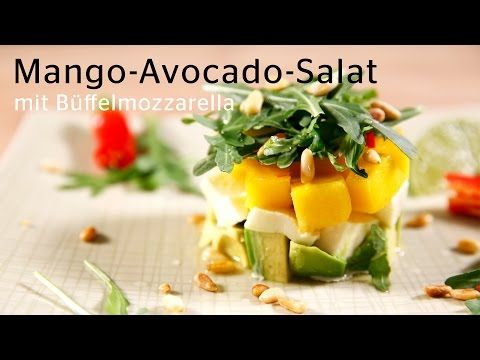 Avocado-Mango-Salat » Rezept | Stylight