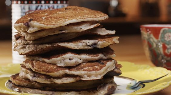 Lemon Blueberry Pancakes - Recipe Video