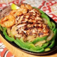 Applebee's Bourbon Street Chicken & Shrimp