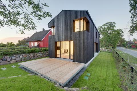 Die Schonsten Ferienhauser Ferienhaus Holz Ferienhaus Darss Und Ferienhaus