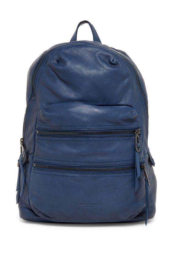 Saku Leather Backpack