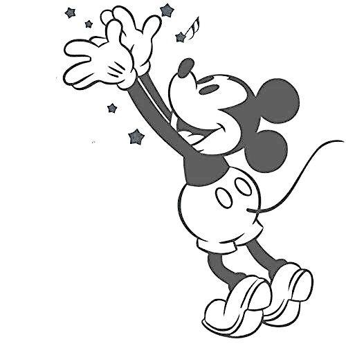 Mickey Mouse Classic Mickey Mouse Mickey Mouse And Friends