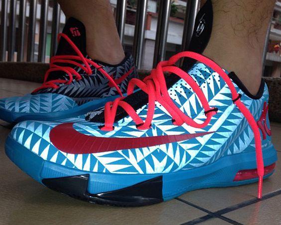 Nike Zoom KD 6 N7