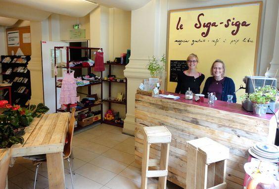 10 boutiques insolites à Paris