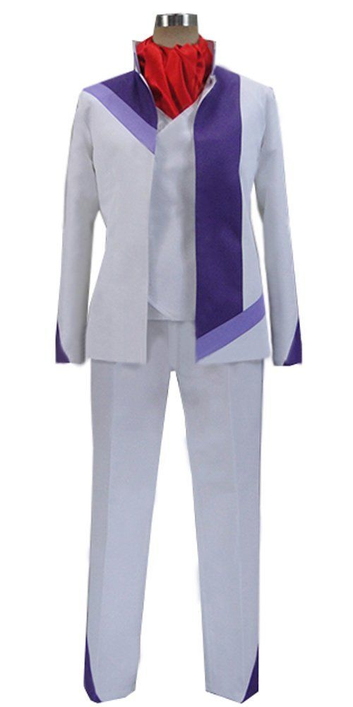 Onecos Fafner of the Azure Makabe Kazuki Uniform Cosplay Costume *** You can find more details by visiting the image link.