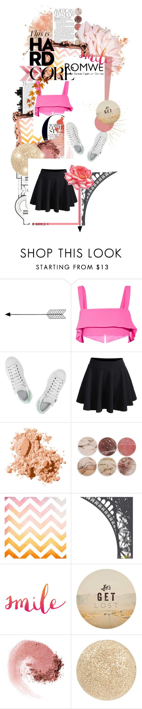 """""""CUTE"""" by halima-22 ❤ liked on Polyvore featuring Cushnie Et Ochs, adidas, Bobbi Brown Cosmetics, &K, GET LOST, NARS Cosmetics, Carolina Bucci and Universal Lighting and Decor"""