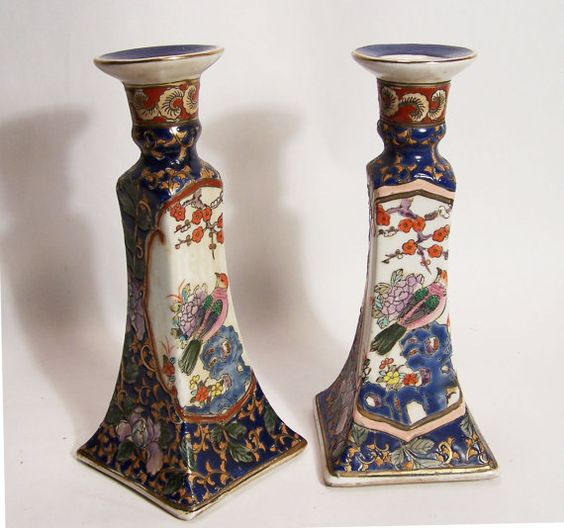 Candlestick Holders Candlesticks And Vintage On Pinterest
