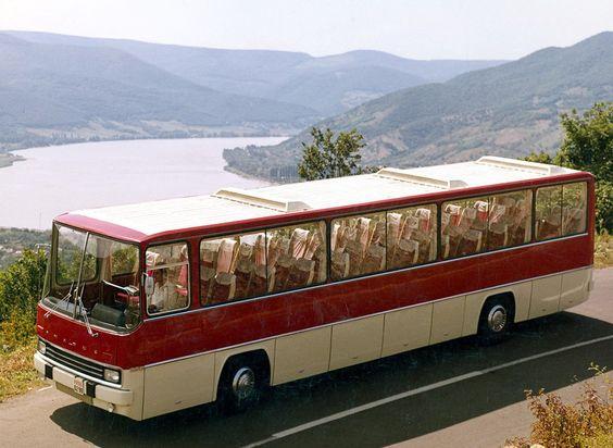 Ikarus-250 prototype