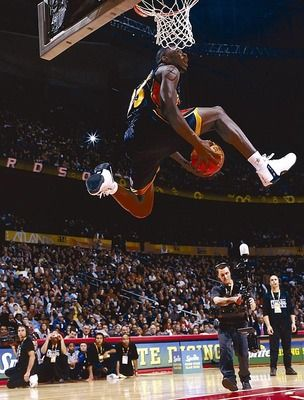 Jason richardson All star 2003 warriors