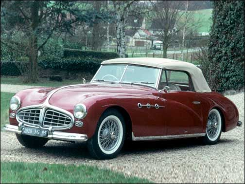1951. Delahaye 235