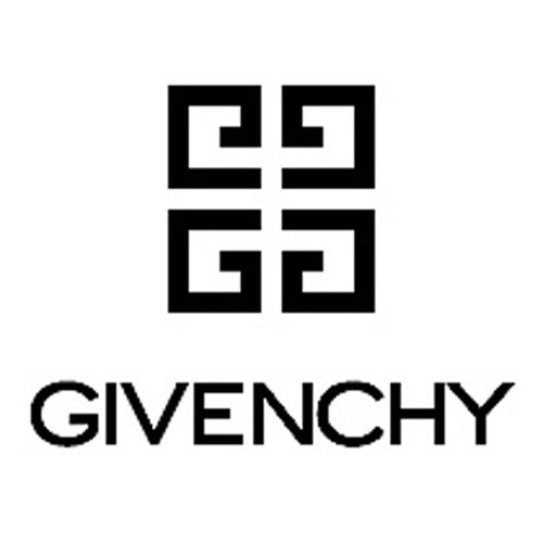 Givenchy Logo, established by Hubert de Givenchy in 1952