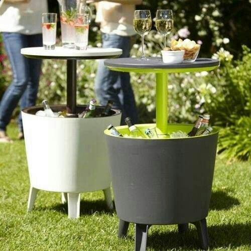 Cooler Tables from theBerry