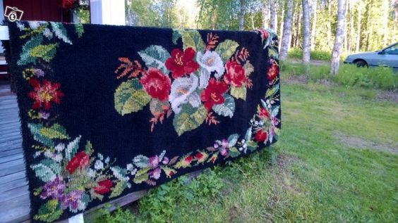 Finnish traditional tapestry
