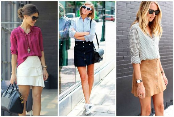 Como usar as roupas do escritório no fim de semana?