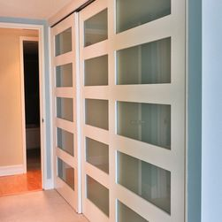 sliding closet doors closet doors and closet on pinterest. Black Bedroom Furniture Sets. Home Design Ideas