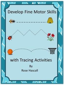 10 Back to School Preschool Fine Motor Activities