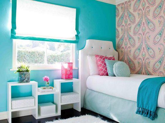 Lavender-and-Green Themed Girl's Room : Designers' Portfolio : HGTV - Home & Garden Television