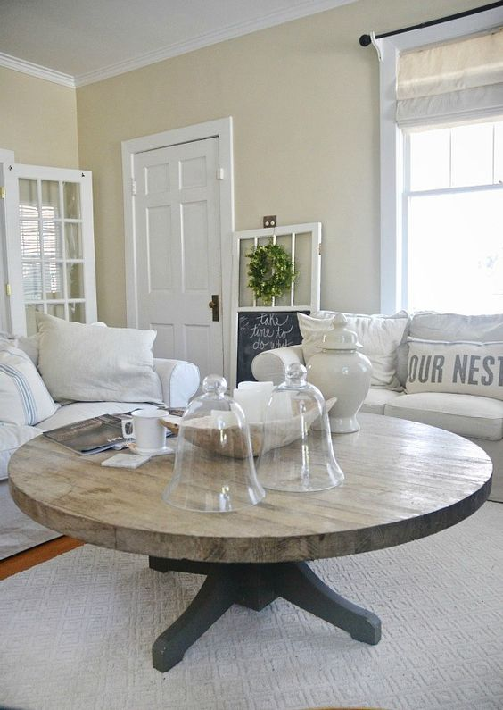 dining rooms round coffee tables and diy and crafts on pinterest. Black Bedroom Furniture Sets. Home Design Ideas