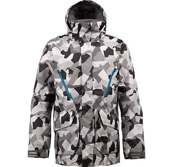 Breach Snowboard Jacket