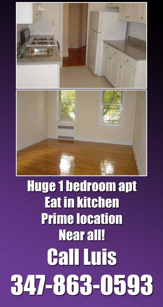 1 Bedroom apartment with balcony for rent in Rego Park, Queens ...