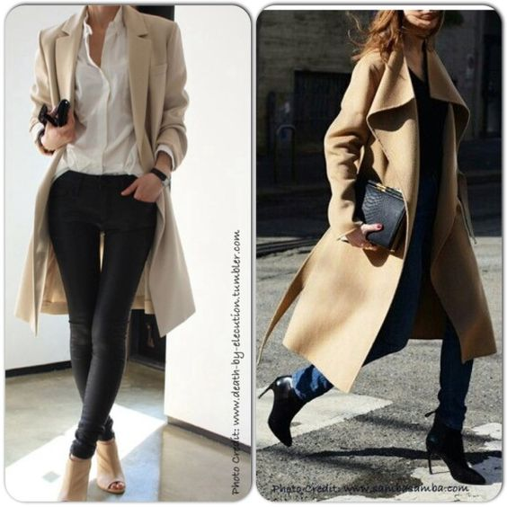 Closet Must Have – A Camel Coloured Coat | Life In Bright Pink