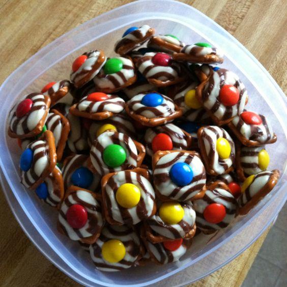 PSSA treats for my students?: Student, Ages Bookbites, Pretzel Treats, Chocolate Pretzels