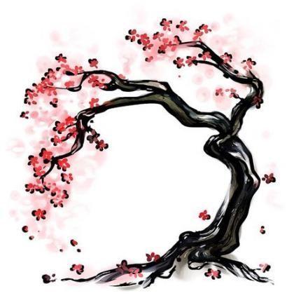 Small Bonsai Tree Tattoo 56 New Ideas Bonsai Tree Tattoos Tree Tattoo Cherry Blossom Tattoo