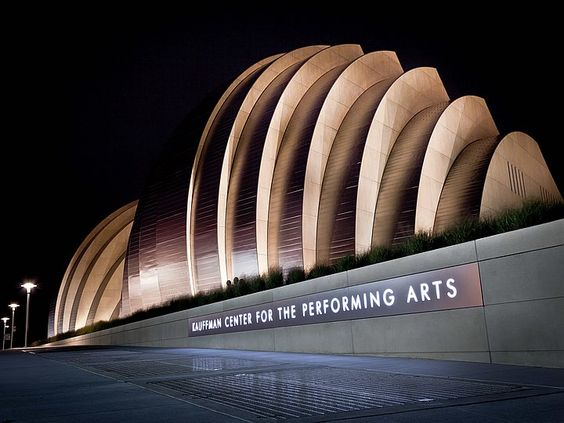 Kaufman Performing Arts Center
