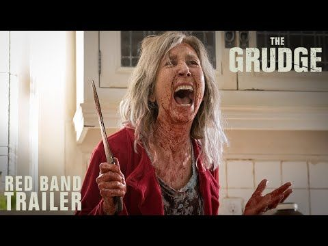The Grudge Red Band Trailer Dravens Tales From The Crypt The Grudge Horror Filme Kino