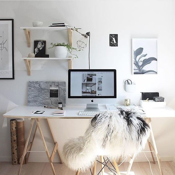 Top 10 de escritorios para el invierno de pinterest - Schreibtisch tumblr ...