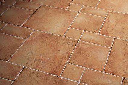Country Farmhouse Terracotta Effect Tiles
