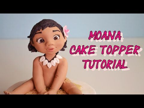 Baby Moan Cake Topper