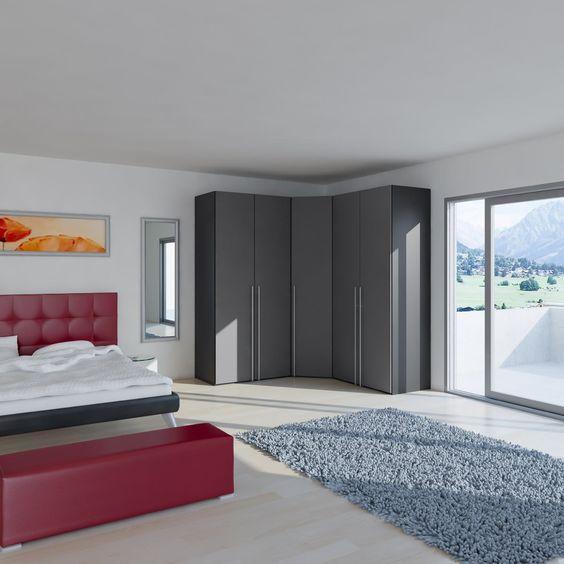 hoekkast saburo - slaapkamer | pinterest, Deco ideeën