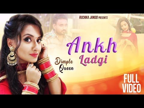 Aankh Ladgi Ruchika Jangid Songs Lyrics Song Lyrics