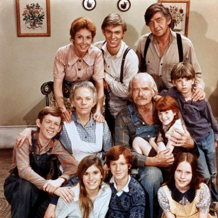 The Waltons. My all time favorite tv show... I still watch it!