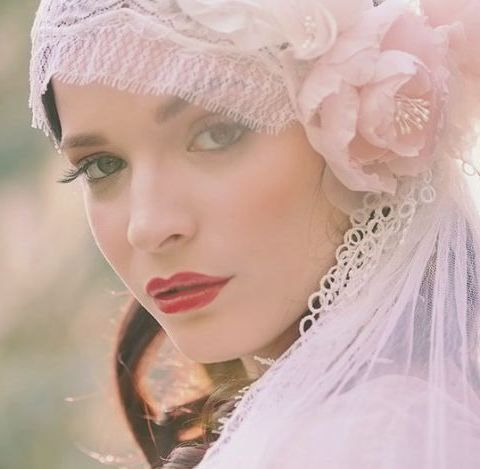 Boho Wedding Veils
