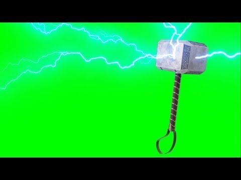 Green Screen Catching Thor S Hammer Mjolnir Effect Youtube In 2021 Greenscreen Thor Mjolnir