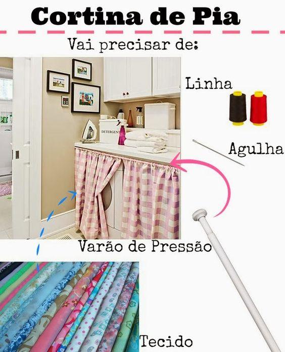 Rendas e Fuxicos: 6 ideias baratas para decorar sua cozinha