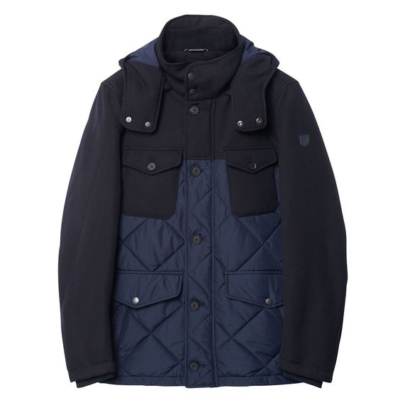 GANT: Blue Harbor Parka Men's | GANT USA Store | NYC Fall/Winter ...