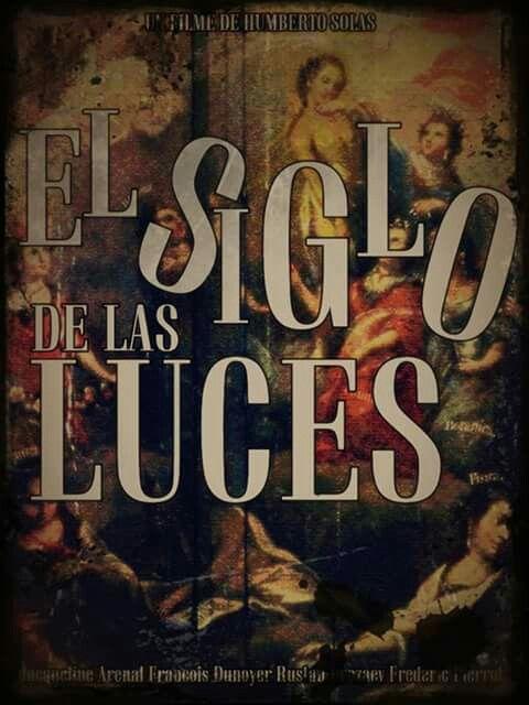 Cartel Del Film Cubano De Humberto Solas El Siglo De Las Luces 1992 Diseno Jordi Martinez Movie Posters Poster Movies