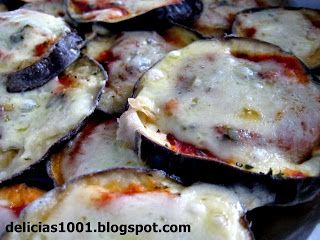 Berinjela à Pizzaiola
