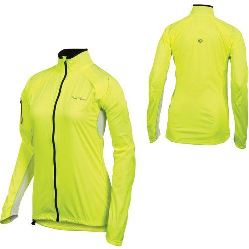 Pearl Izumi Women's Infinity Jacket, Screaming Yellow/Black, Large - http://ridingjerseys.com/pearl-izumi-womens-infinity-jacket-screaming-yellowblack-large/