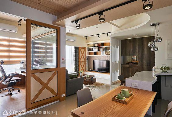 舍子美學設計-室內設計 : 美式休閒生活況味 :::幸福空間:::華人首選室內設計、裝潢影音入口平台!