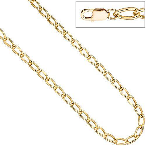 Dreambase Damen-Halskette vergoldet Silber 45 cm 6.9 mm K... https://www.amazon.de/dp/B01IO7H1PW/?m=A37R2BYHN7XPNV
