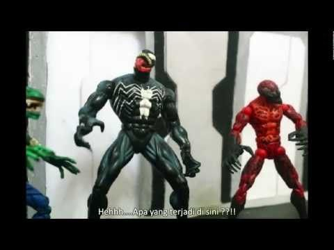 The Avengers - Revenge of Masters of Evil (A Stop-Motion Movie) - YouTube