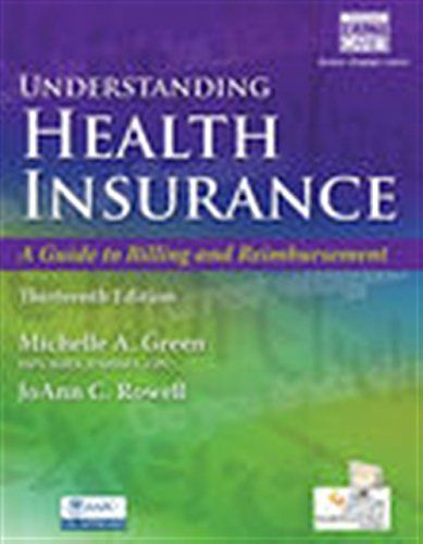 Download Pdf Understanding Health Insurance A Guide To Billing