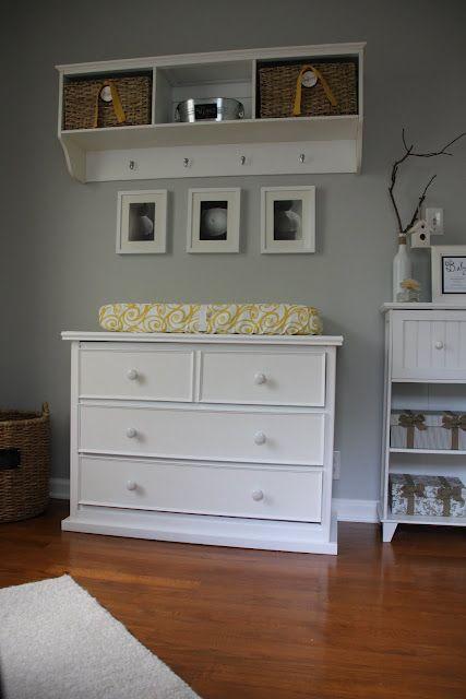 Paint color benjamin moore 39 s no voc paint in stonington gray like the dresser changing table - No voc exterior paint concept ...
