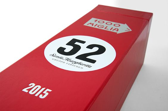 Santa Margherita - Mille Miglia Special Packaging on Packaging of the World - Creative Package Design Gallery