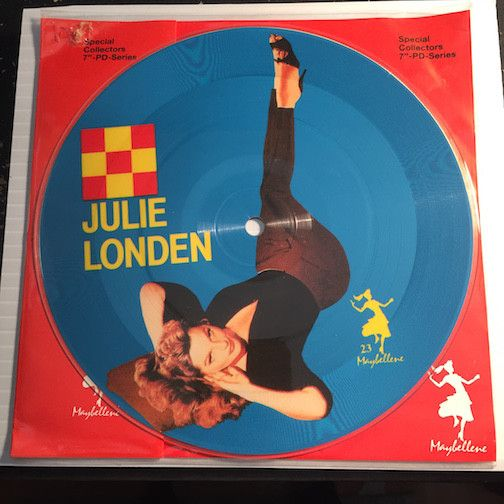 Julie London - Cry Me A River b/w Moments Like This - Maybellene #23 - Jazz